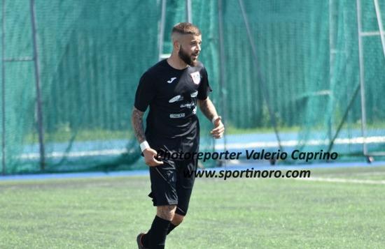 """Pomezia e Lo Pinto ancora insieme. Il centrocampista: """"Felice di vestire ancora questa maglia"""""""
