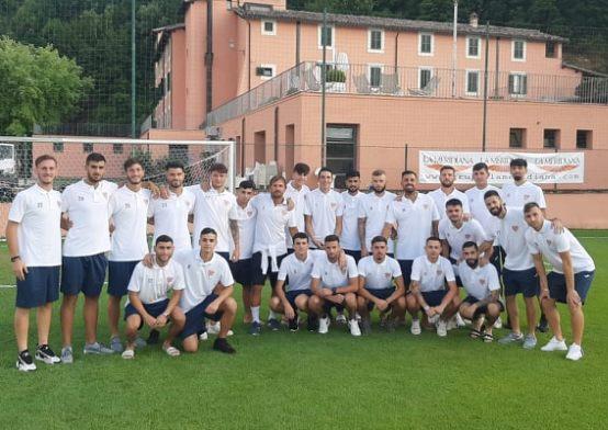 Il Pomezia è in ritiro: da Cascia parte la stagione 2019/20