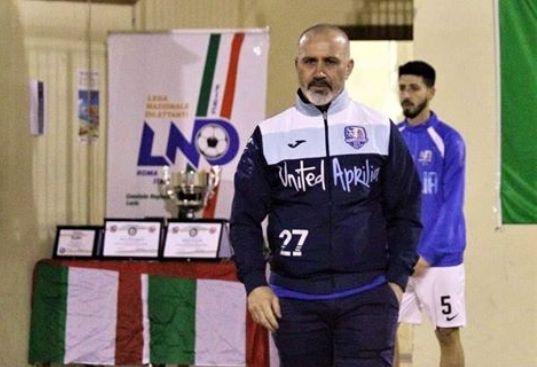 Pomezia Calcio a 5, Serpietri è il nuovo direttore tecnico