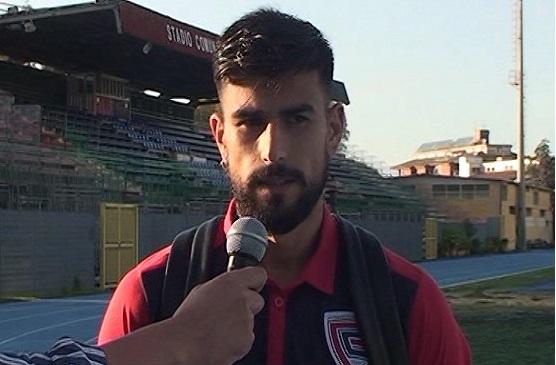 """Parla Christian Massella: """"Con la Sangiovannese meritavamo di più"""""""