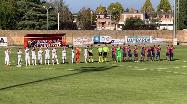 Pomezia sconfitta a Civita Castellana: Il Flaminia vince 4 – 1