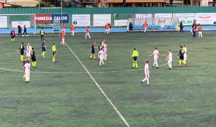 Poche emozioni al Comunale: Pomezia – Aquila Montevarchi termina 0 – 0