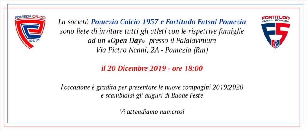 Festa di Natale: Venerdì 20 dicembre alle ore 18,00 presso il Palalavinium, non mancate!
