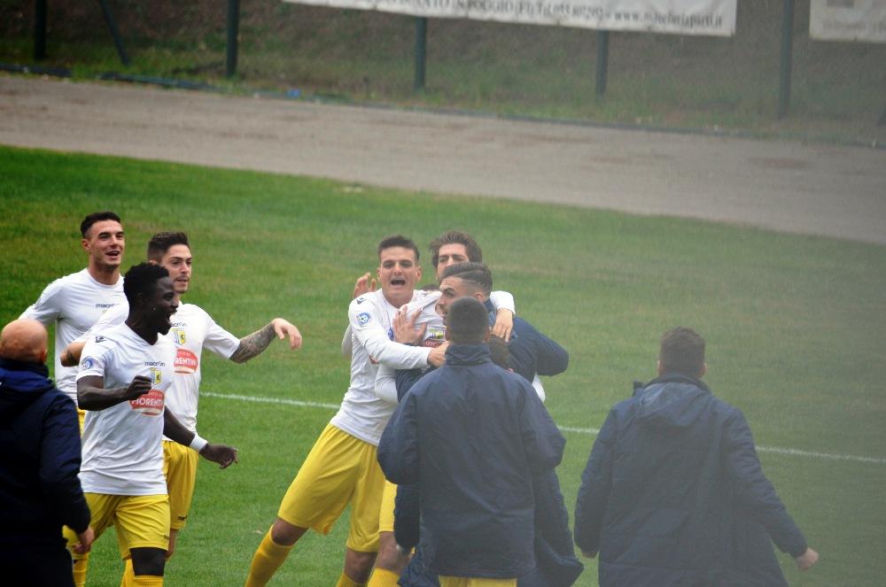 Trasferta amara per il Pomezia, il San Donato Tavarnelle vince 4 – 0