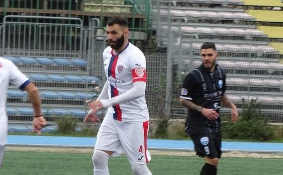 """Claudio Cafiero: """"La sconfitta di domenica non ci voleva. Ora testa al Bastia con l'obiettivo di tornare a casa con dei punti"""""""