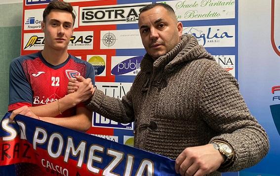 Ufficiale, ha firmato il difensore della Lazio Primavera Mattia Petricca