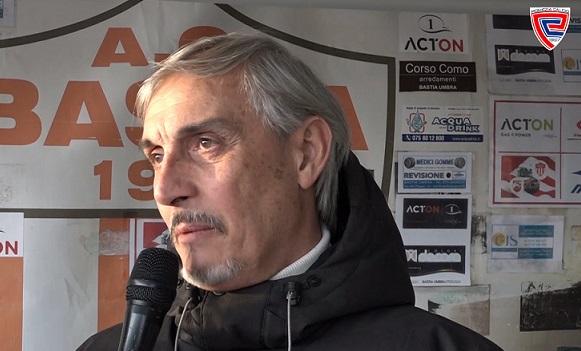 """Paolo Mazza: """"Pari giusto. E' stata una partita bloccata, la posta in palio era alta per entrambe"""""""