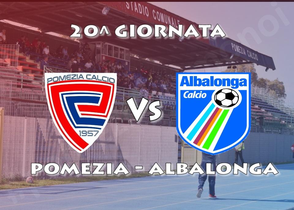 20^ giornata, derby con l'Albalonga al Comunale. Mancherà ancora lo squalificato Massella