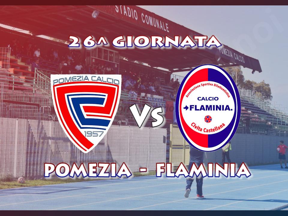 26^giornata, al Comunale arriva il Flaminia dell'ex Francesco Punzi