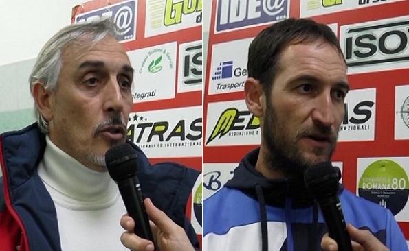 Post Pomezia – Monterosi, le interviste a Mazza e D'Antoni