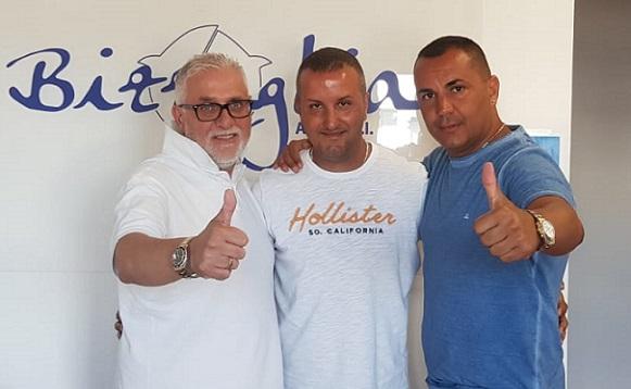 Giacomo Celentano è il nuovo allenatore dell'Under 19 rossoblù