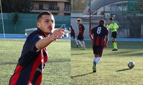 Il centrocampista classe 2001 Fabio Califano promosso in prima squadra