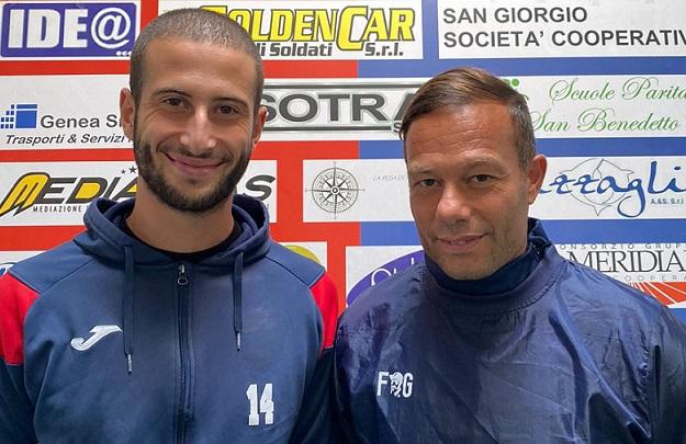 Il portiere classe 2000 ex Vigor Lamezia Alessio Rossi  è un nuovo giocatore rossoblù
