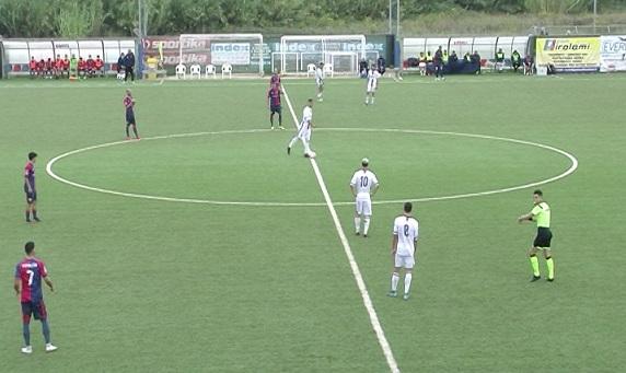 Pomezia sconfitto 2 – 0 a Ladispoli. Pesano le tante assenze e la poca precisione in zona gol