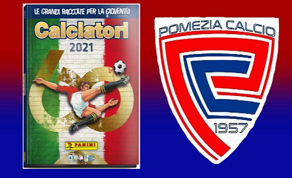 Album Panini gratuito a tutti i bambini iscritti alla Scuola Calcio rossoblù