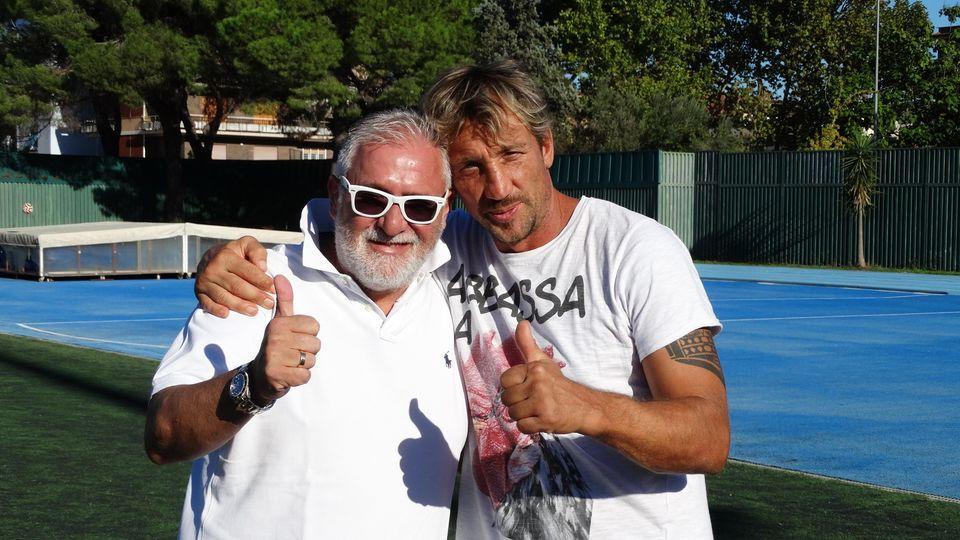Alessio Bizzaglia smentisce le voci che darebbero mister Gagliarducci vicino ad una società di Serie D in Umbria