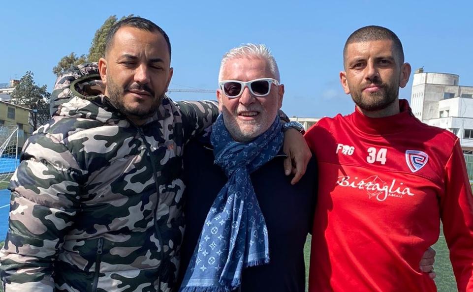Ufficiale il ritorno del centrocampista Ruggero Panella