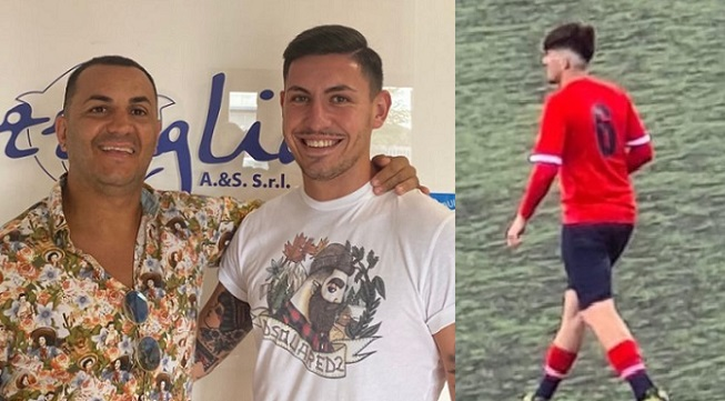 I difensori Alessio Morelli e Ciro Fonticelli vestiranno ancora rossoblù