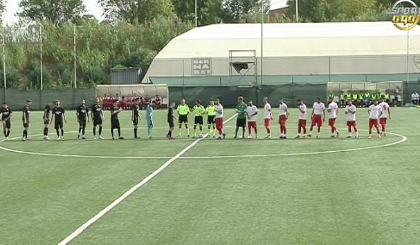 Finisce in parità la sfida contro il Campus Eur nella seconda giornata di campionato, è 2-2 al Tobia di Roma
