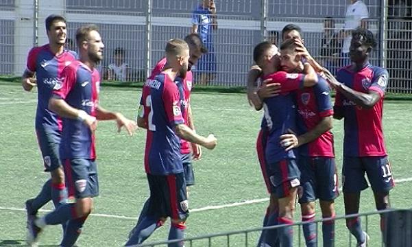 Il Pomezia espugna il campo del Certosa grazie alla rete di Massella nel primo turno di Coppa Italia