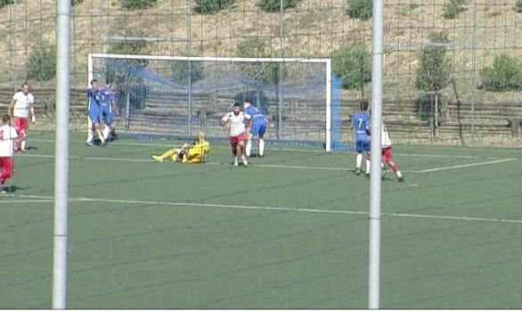 Terza vittoria consecutiva! Atletico Vescovio sconfitto 1 – 0 a domicilio, decisivo ancora una volta bomber Massella
